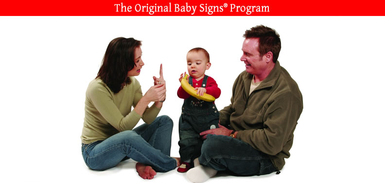 Image result for the original Baby Signs